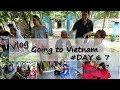 ✈ Vlog 。 Go to Vietnam #DAY6+7 前往三舅媽的娘家 ✈。NineChen 陳奈