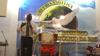 Ministração: Quebrando maldição Através do Sangue de Jesus.