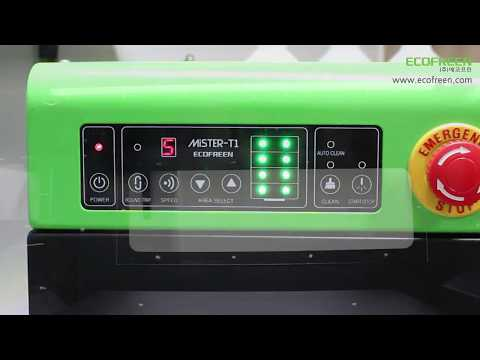 Ecofreen Mister-T1 Automatic Pretreat Spray Machine for DTG printing
