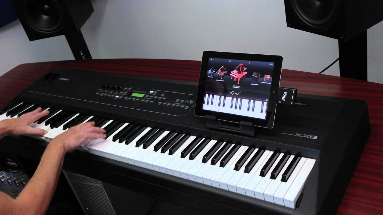 Ipad Yamaha Piano