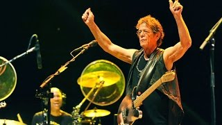 LOU REED in Slovakia..finally. Full concert.