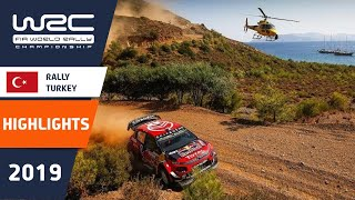 WRC - Rally Turkey 2019: Highlights / Review Clip