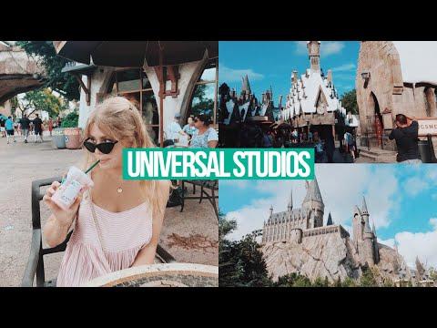 GOING TO UNIVERSAL STUDIOS   vlog 02