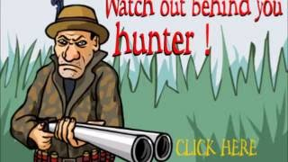 Watch out behind you hunter! OST