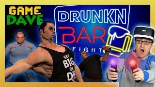 Download Drunkn Bar Fight VR - (PSVR) | Game Dave Mp3