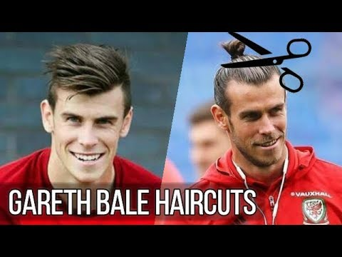 Gareth Bale Best Hairstyles Haircuts New 2018 Gareth Bale Haircuts Transformation Youtube