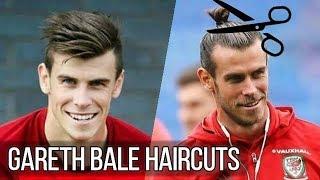 Gareth Bale Best Hairstyles & Haircuts (New-2018) Gareth Bale Haircuts Transformation