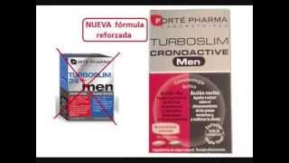 Turboslim cronoactive MEN Thumbnail
