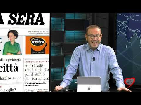 I giornali in edicola - la rassegna stampa 13/11/2020