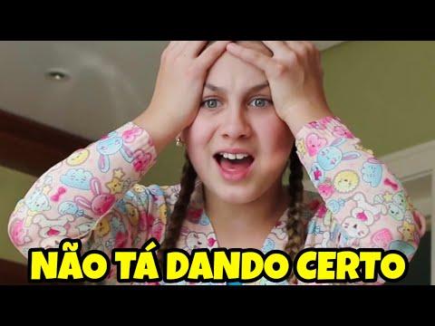NÃO TÁ DANDO CERTO 😨 (Clipe Oficial) Mileninha - 10 anos thumbnail