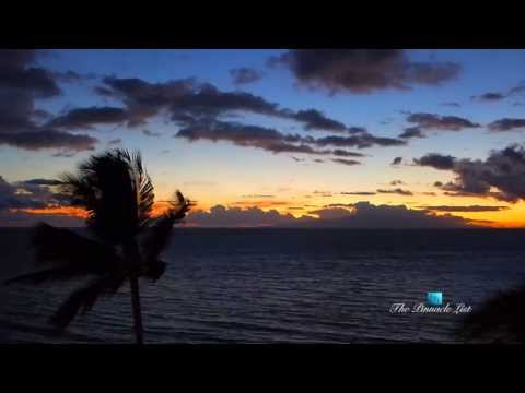 Maui Sunset Timelapse in Kihei, Hawaii
