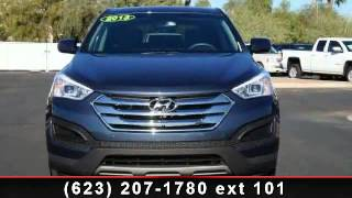 2013 Hyundai Santa Fe - Liberty Buick - peoria, AZ 85382