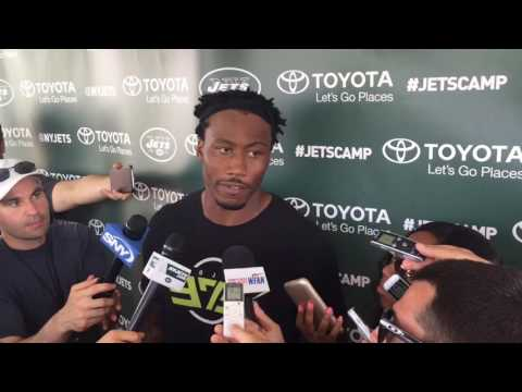 Brandon Marshall on incident with Darrelle Revis