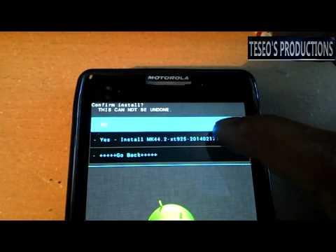 INSTALACION ANDROID 4.4.2 KITKAT RAZR HD XT925 Y XT926 MOKEE OPENSOURCE
