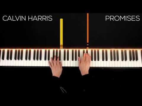 Calvin Harris Sam Smith - Promises Piano Cover