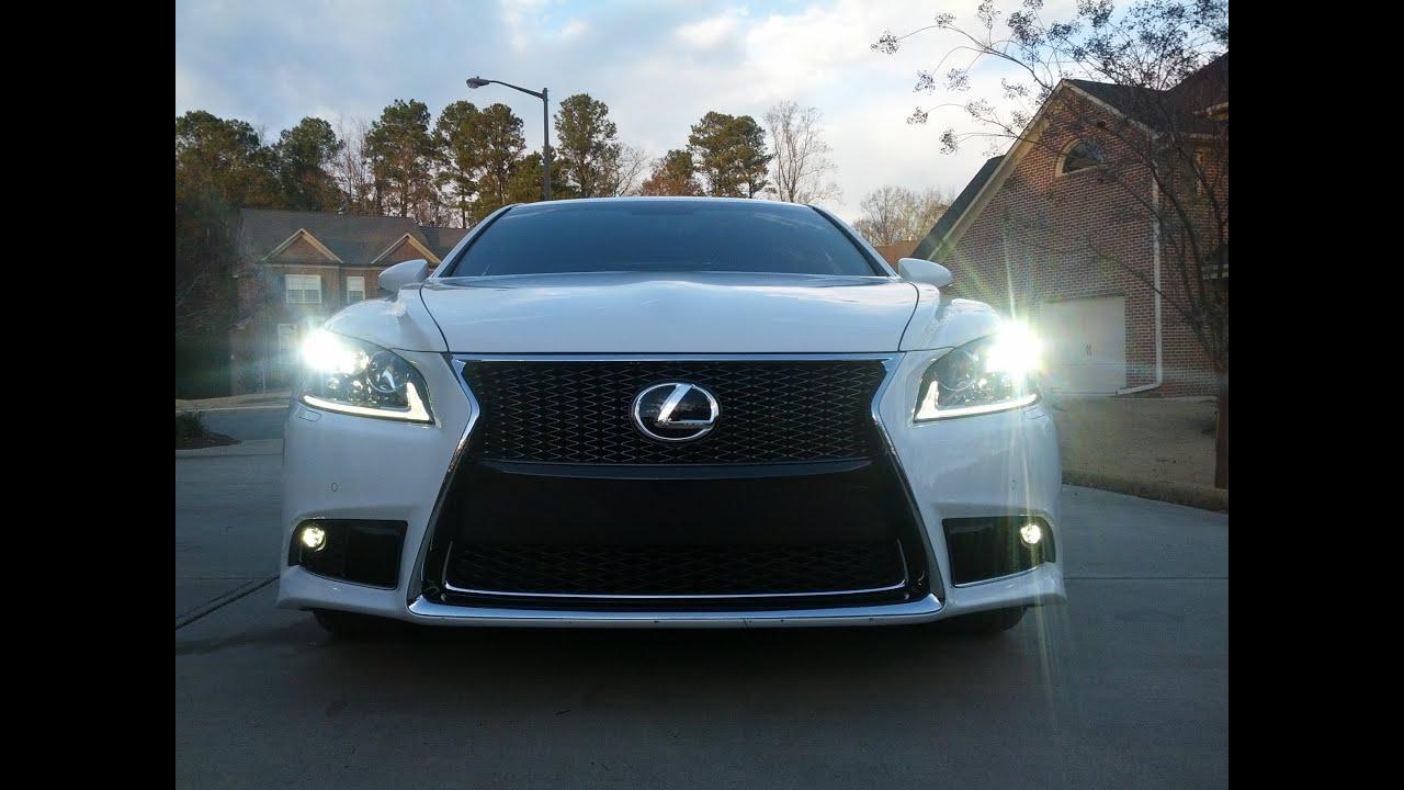 Lexus LS 460 F SPORT Luxury & Performance Defined