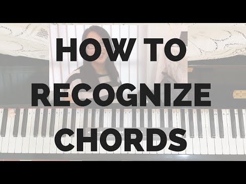 Keyboard Tutorial: How to Recognize Chords