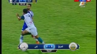 كأس مصر 2016 | مباراة المريخ VS إنبى 2 / 2 وفوز إنبى بضربات الجزاء دور الـ 8