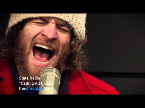 State Radio - Calling All Crows (Last.fm Sessions)
