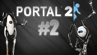 Portal 2: El Chamuko - Parte 2 - OneTime Gaming