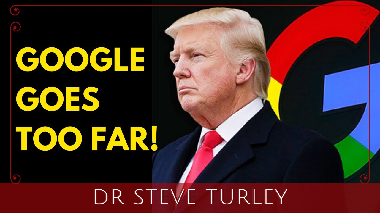 Google PANICS and BACKSDOWN over MASSIVE BACKLASH Against Their BANNING Conservative Sites!!!