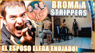 BR0MA A STRIPPERS (LLEGA EL ESPOSO ENOJADO)
