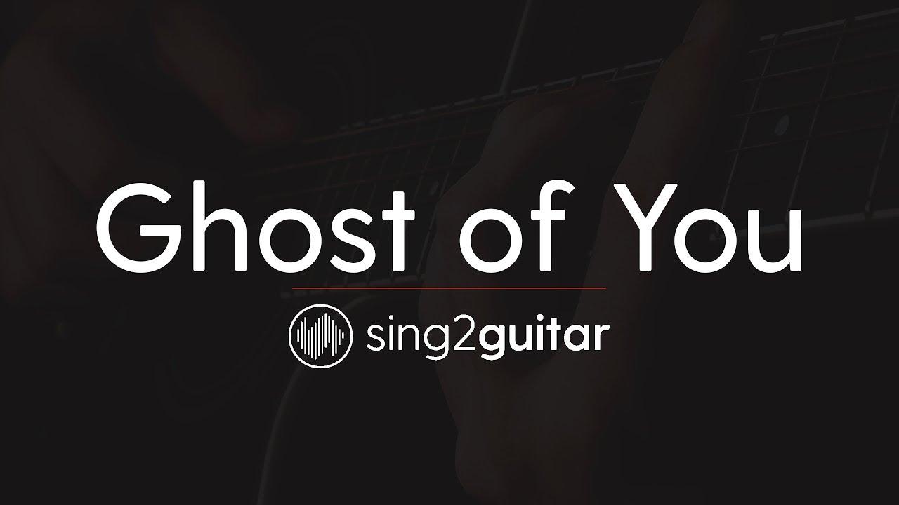 Ghost Of You Acoustic Guitar Karaoke Instrumental 5 Seconds Of Summer