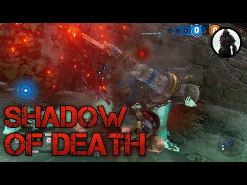 NEW SHINOBI Shadow of Death Execution and INSANE plays in Tribute! [For Honor]