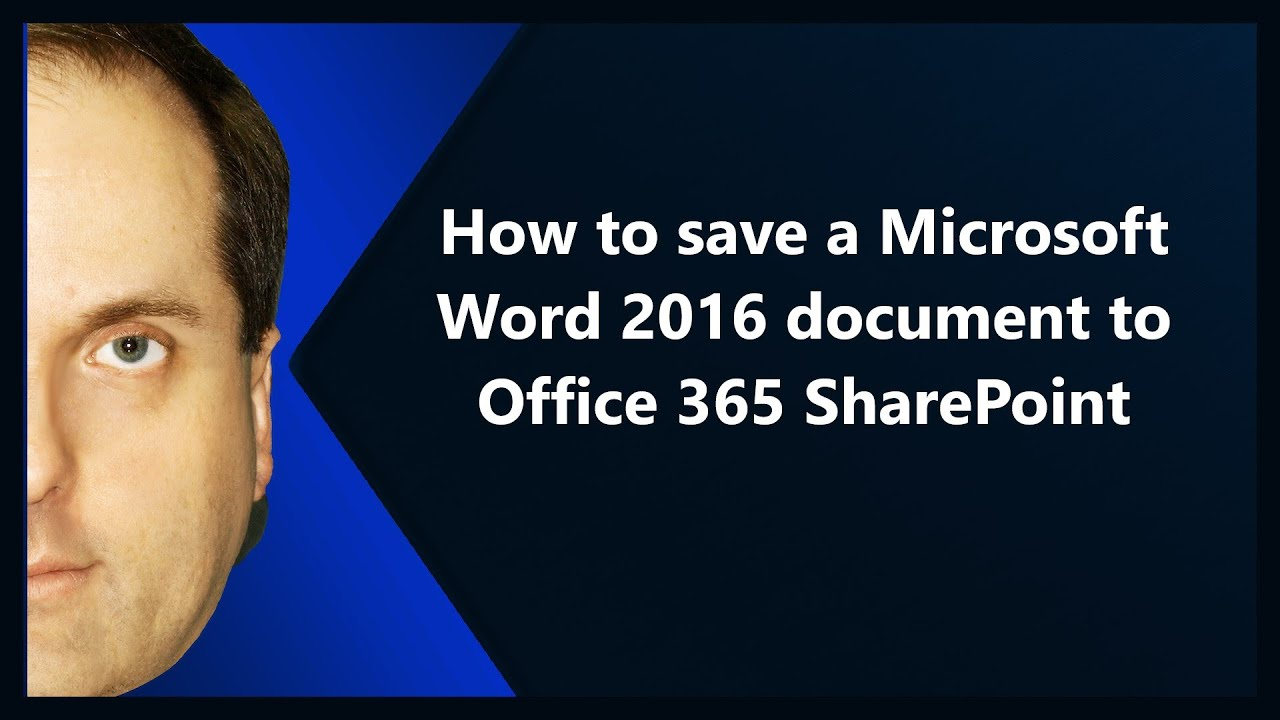 save in pdf in word 365