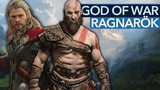 Kratos und der Untergang der Welt - was die nordischen Mythen uns über God of War Ragnarök verraten