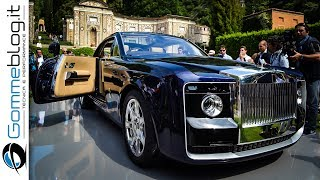 Rolls-Royce Sweptail $13 MILLION - World's Most Expensive CAR