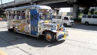 Kuya Daniel Razon with DOTr USEC. Orbos conducts test ride of rehabilitated jeepney