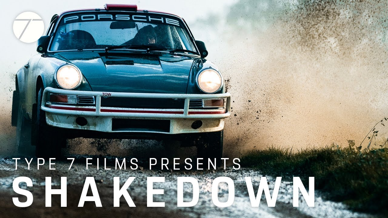 SHAKEDOWN: New Type 7 film with Tuthill Porsche