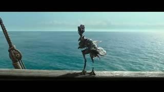Клип Пираты Карибского моря: Мертвецы не рассказывают сказки.