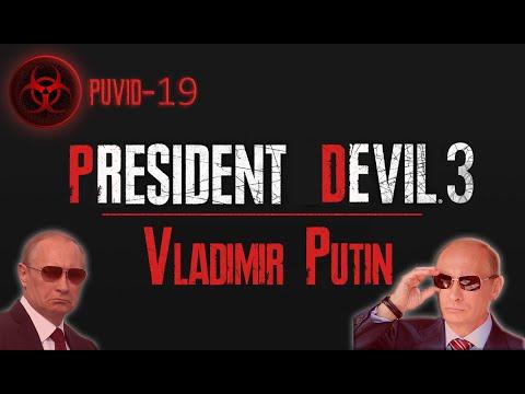 Коронавирус и Путин - [President Devil Edition] L RYTP