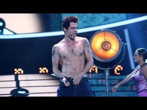 Jordi Coll imita a Robbie Williams en 'Rock Dj' - Tu Cara Me Suena