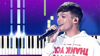 Louis Tomlinson - We Made It (Piano Tutorial)