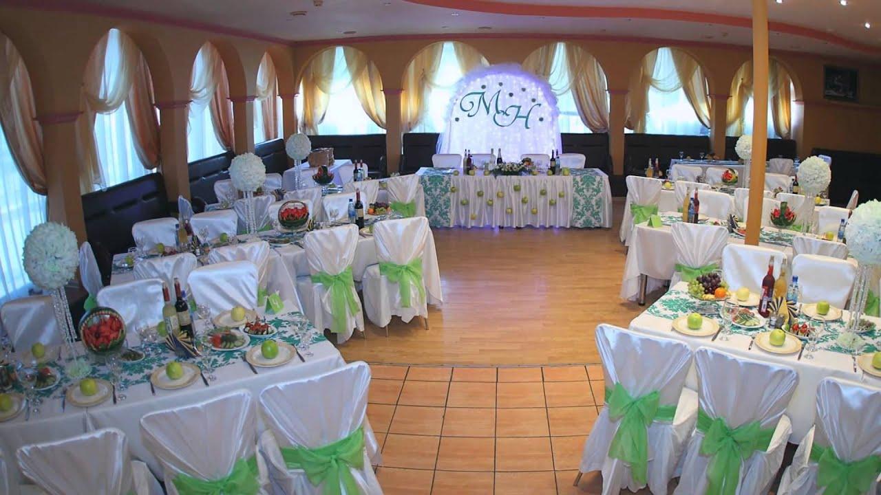 Украшение ресторана на свадьбу Студия декора Анастасии 22