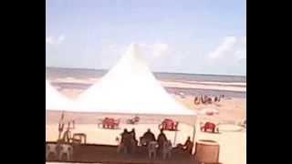 praia de Mucuri verão 2015 PISCINA NATURAL MAIOR E MAIS LINDA