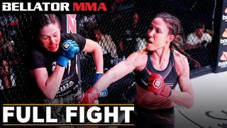 Full Fight   Juliana Velasquez vs Kristina Williams - Bellator 224