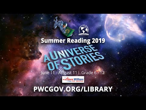 Prince William Public Library System 2019 Summer Reading Program Teen & Young Adult