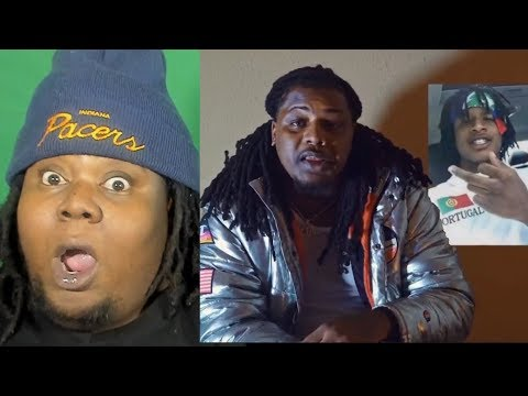 FBG DUCK KEPT IT TOO REAL!!! Fbg Duck - Chicago Legends REACTION!!!
