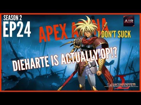 Langrisser M - Apex Arena S2 EP.24 - Dieharte Is Actually OP!?
