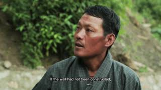 Yenangla Water catchment Rehabilitation and Forest Fire Management, Bartsham, Trashigang