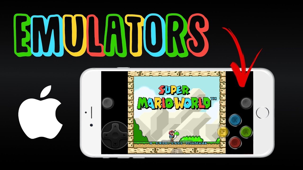 play gba games on iphone play snes nes gba on ios no jailbreak iphone 6546