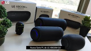 Review LG XBOOM GO Serie PL