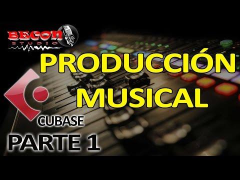 Curso Producción Musical 1