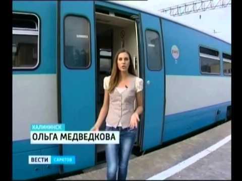 Из Аткарска в Калининск вновь будет курсировать электричка