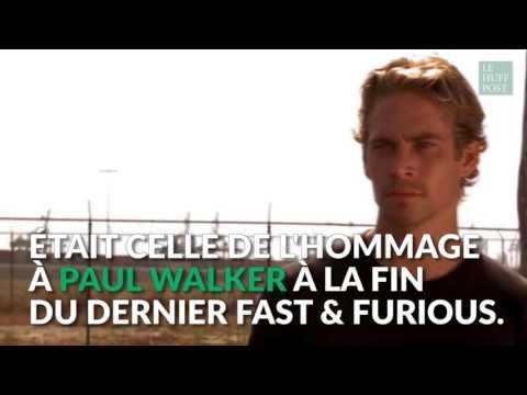 L'hommage chanté de Vin Diesel à son ami Paul Walker