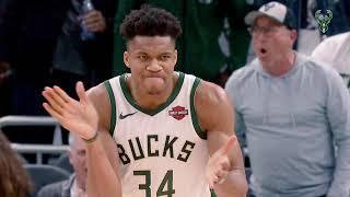 Mini-Movie: Bucks Light Up Celtics In Game Two